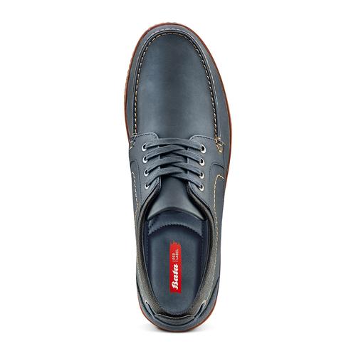 Sneakers da uomo bata-rl, blu, 841-9375 - 17
