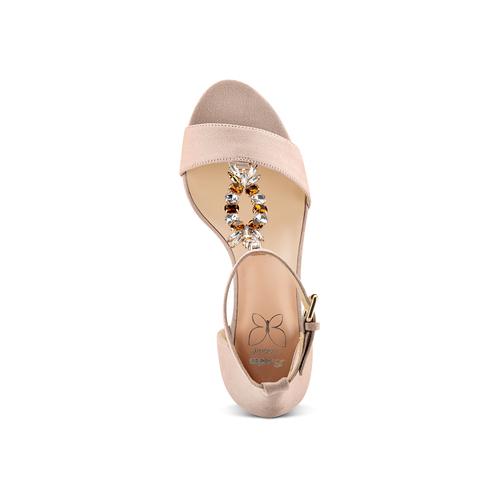 Sandali con tacco  insolia, 769-0154 - 17