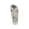 Sandali in suede mini-b, argento, 363-1247 - 17