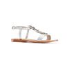 Sandali in pelle mini-b, bianco, 364-1128 - 13