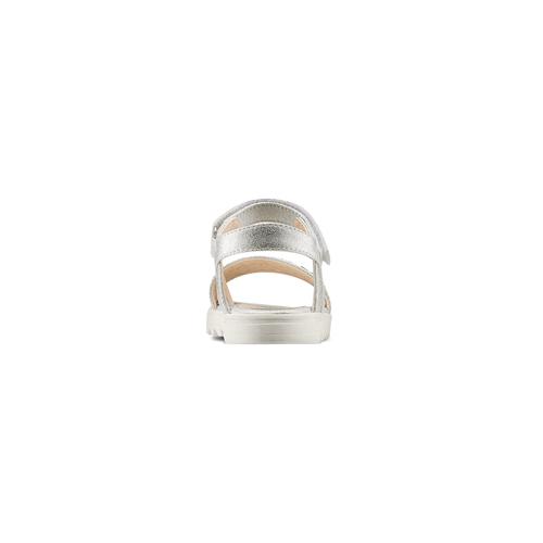 Sandali da bimba mini-b, argento, 261-1211 - 15