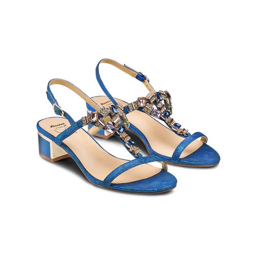 Sandali Insolia insolia, blu, 669-9148 - 16