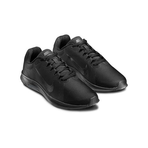 Nike Downshifter 8 nike, nero, 509-6644 - 16