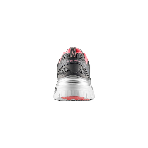 Skechers fashion fit skechers, grigio, 509-1321 - 15