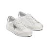 Sneakers con stella bata, bianco, 541-1376 - 16