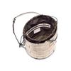 Borsa a secchiello bata, beige, 961-1233 - 16