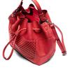 Borsa a secchiello bata, rosso, 961-5298 - 17