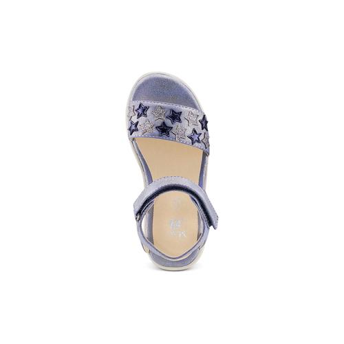 Sandali con stelle mini-b, viola, 261-9211 - 17