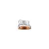 Sandali in pelle bata, bianco, 564-1443 - 15