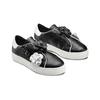 Sneakers senza lacci bata, nero, 544-6374 - 16