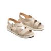 Sandali in pelle bata, beige, 564-4351 - 16