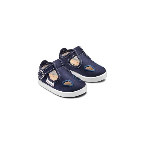 Sandali Superga superga, blu, 169-9343 - 16