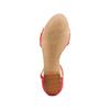 Sandali da donna insolia, rosso, 569-5277 - 19