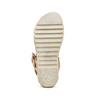Sandali da donna bata, beige, 569-8361 - 19