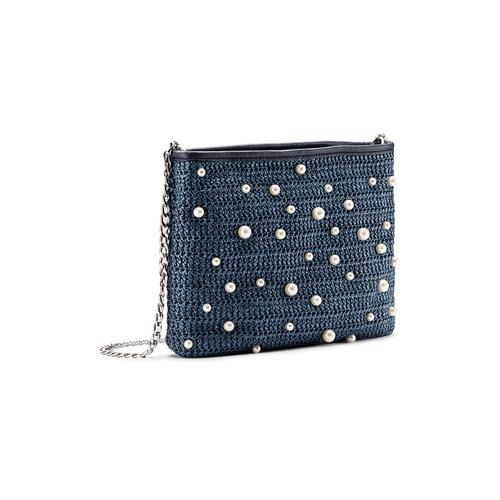 Tracolla elegante da donna bata, blu, 969-9279 - 13