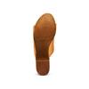 Mule con tacco largo bata, marrone, 764-3436 - 19