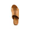 Mule con tacco largo bata, marrone, 764-3436 - 17