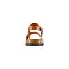 Sandali in pelle bata, marrone, 664-3150 - 15