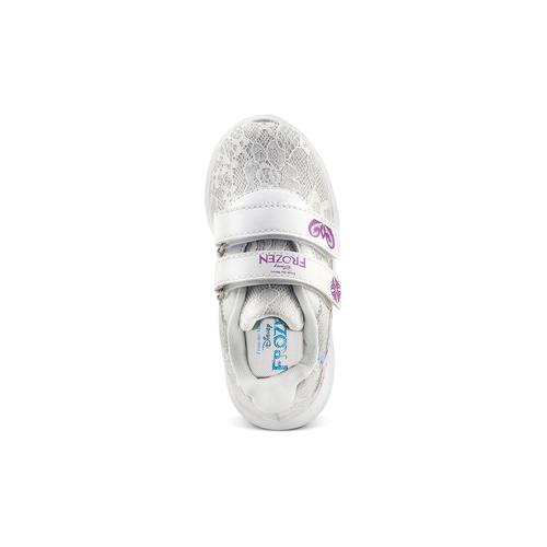 Sneakers Frozen, bianco, 229-1118 - 17
