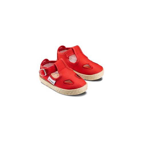 Sandali Superga superga, rosso, 169-5139 - 16