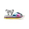 Sandali Multicolore bata, 561-0134 - 13