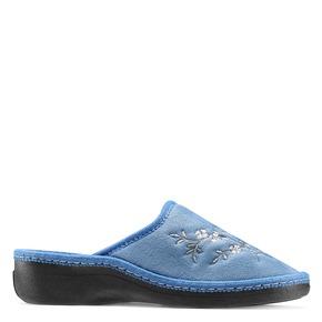 Pantofole da donna bata, 579-0280 - 13