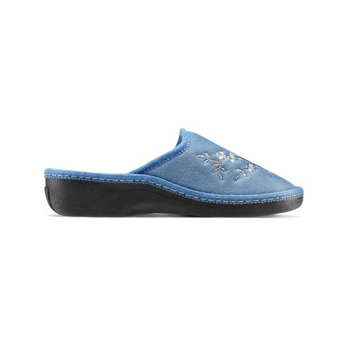 Pantofole da donna bata, 579-0280 - 26