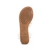 Sandali con doppio cinturino bata, bianco, 561-1542 - 19