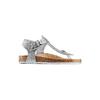Sandali infradito da bambina mini-b, bianco, 361-1250 - 13