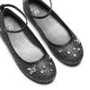 Ballerine con cinturino alla caviglia mini-b, nero, 329-6294 - 26