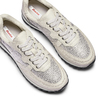 Sneakers con strass bata, bianco, 541-1312 - 26