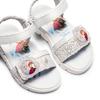 Sandali Frozen da bambina frozen, bianco, 261-1187 - 26