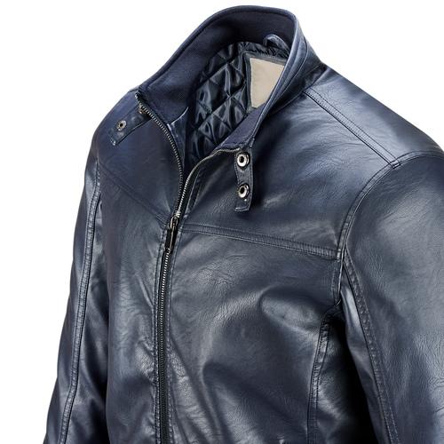 Jacket  bata, blu, 971-9222 - 15