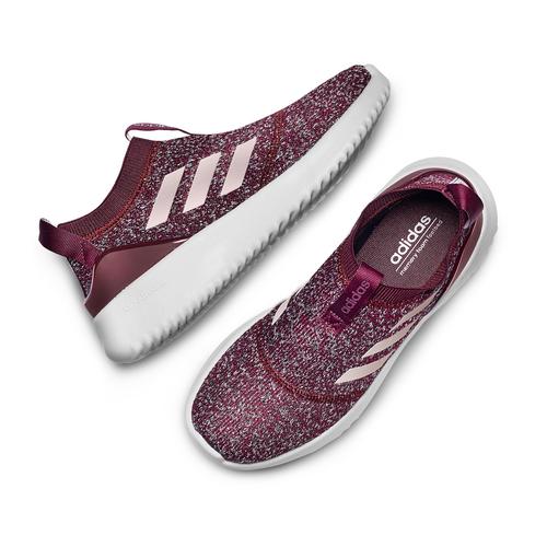 Sport shoe  adidas, rosso, 509-5128 - 26