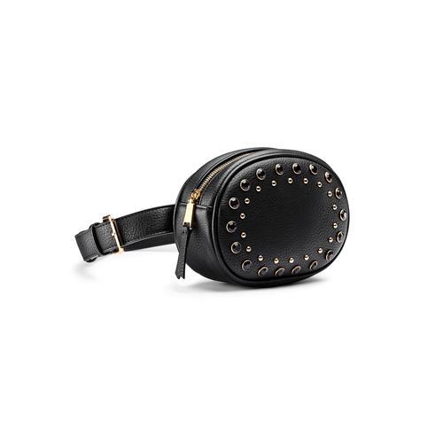 Handbag  bata, nero, 961-6245 - 13