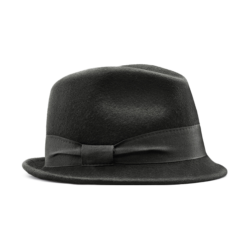 Cappello unisex in lana Made in Italy bata, nero, 909-6354 - 13