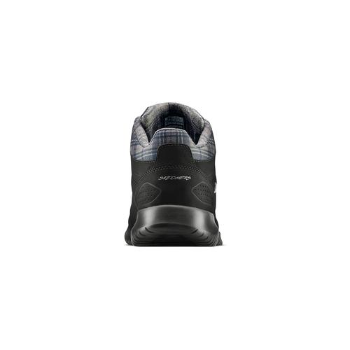 Sport shoe  skechers, nero, 501-6133 - 15