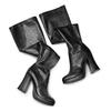 Boot  bata, nero, 791-6292 - 26