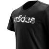 T-shirt  adidas, nero, 939-6790 - 15