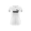 T-shirt  puma, bianco, 939-1737 - 13