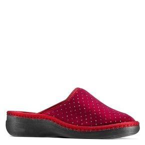 Slipper  bata, rosso, 579-5376 - 13