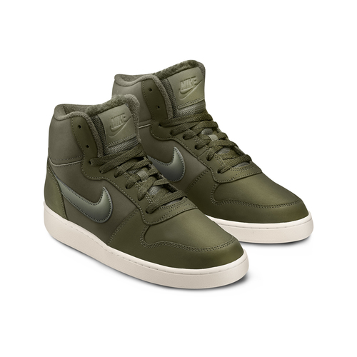 Sport shoe  nike, verde, 801-7758 - 16