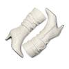 Boot  bata, bianco, 794-1186 - 26