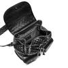 Handbag  bata, nero, 961-6441 - 16