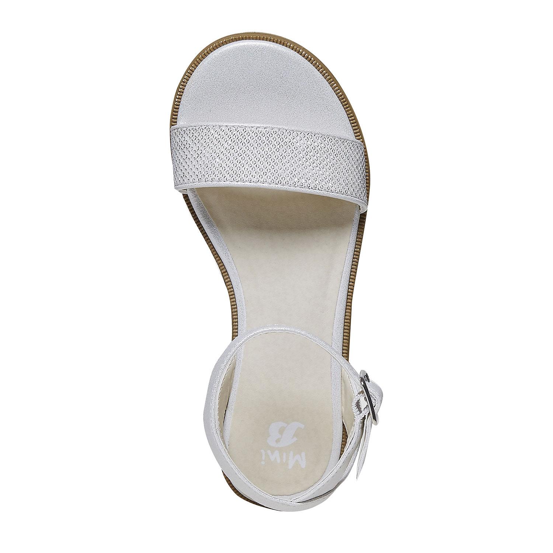 Sandali da ragazza con suola appariscente Manchester Envío Gratis rjccIP